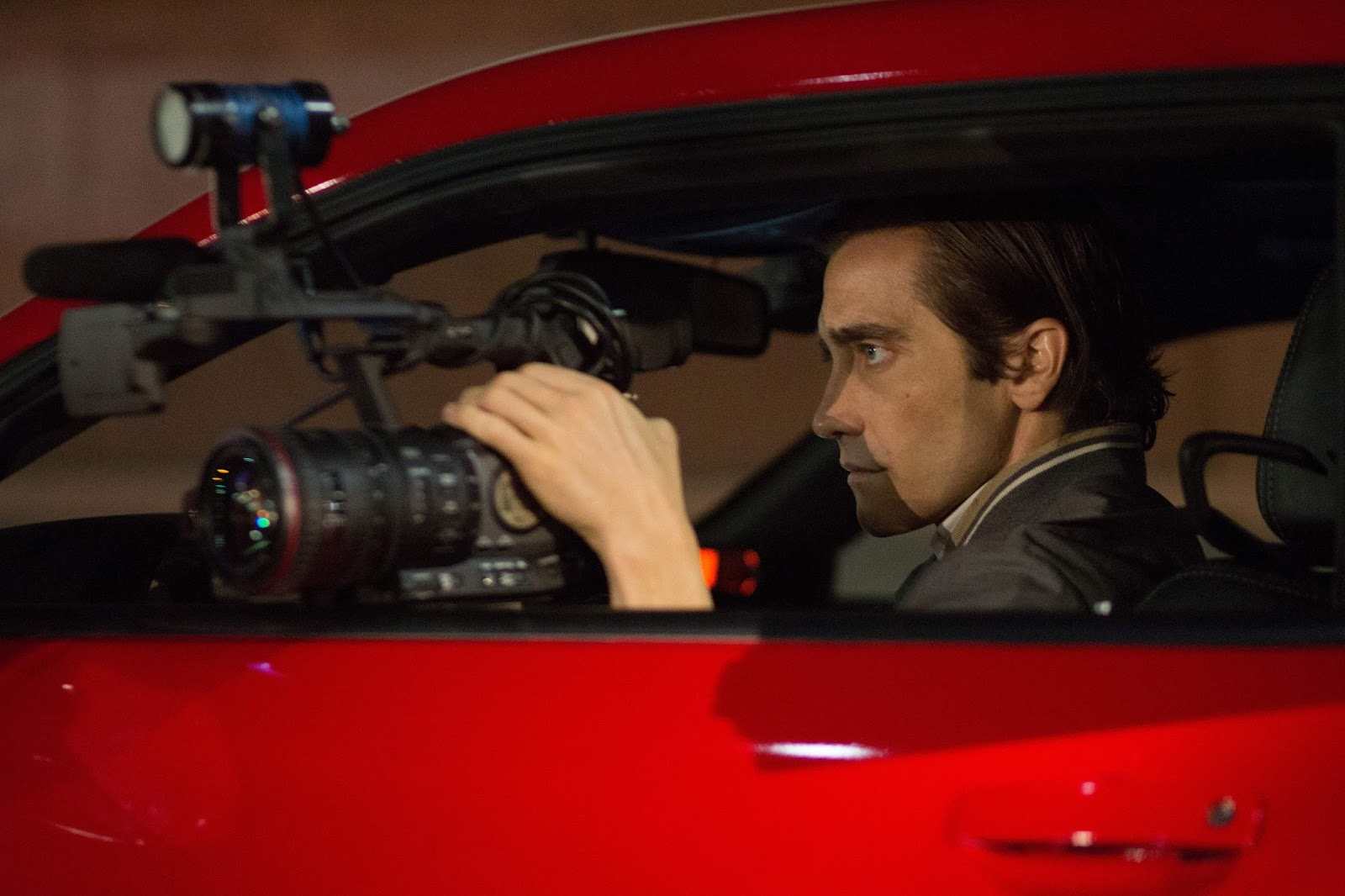 Jake Gyllenhaal como Lou Bloom