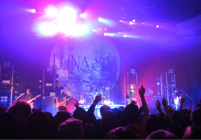 LUNA SEA ‎– Machida Play House LIVE GIG
