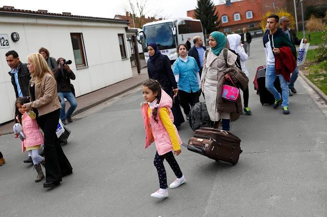 Alemania: los «refugiados» sirios se van de vacaciones… ¡a Siria!