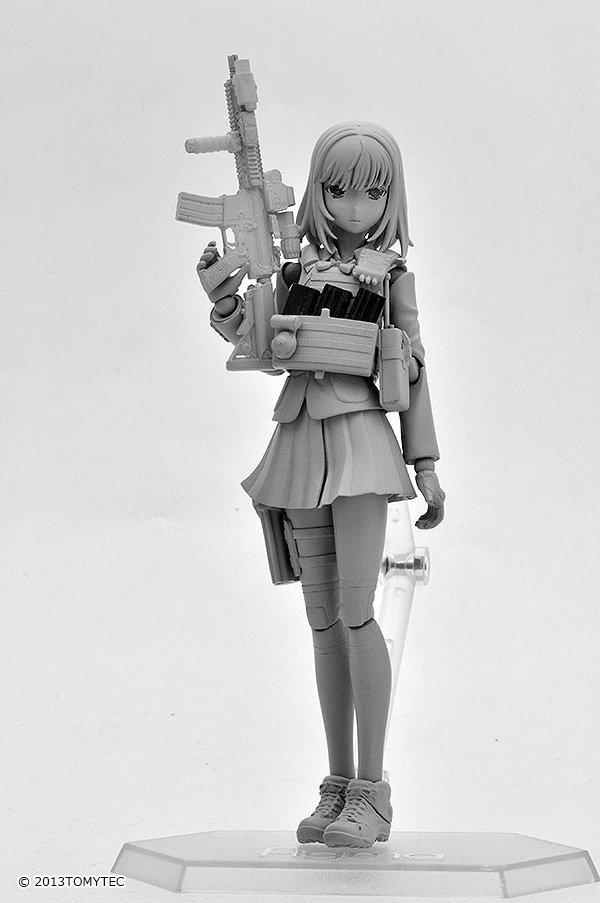Rikka Shinna de Little Armory (tomytec)