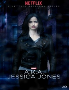 Jessica Jones - 1ª Temporada HD Completa poster e capa torrent download