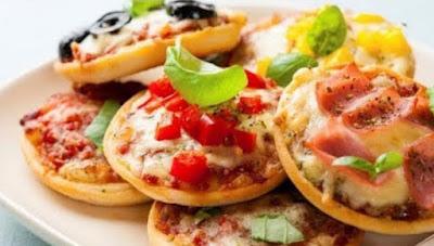 Resep dan Cara Membuat Pizza Goreng