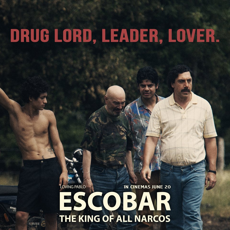 Crime Drama Escobar Loving Pablo Opens In Ph Theaters On June 20 Sbnlifestyle