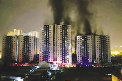 Những điều rút ra từ vụ cháy chung cư tại Thành phố Hồ Chí Minh