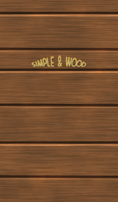 SIMPLE&WOOD