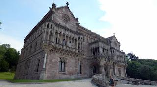 Comillas, el Palacio de Sobrellano.