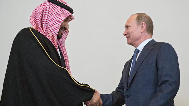 بوتين ومحمد بن سلمان يتخذان قرار مصيري بشأن إنتاج النفط