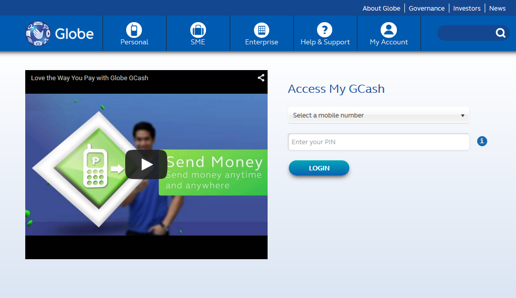 How To Reload Gcash Online ~ Ssaeracadabra