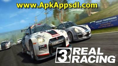 Download Real Racing 3 MOD Apk v5.1.0 Unlimited Money + Data Terbaru 2017