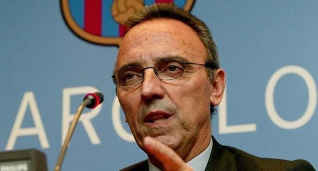 Бывший президент «Барселоны»: никто не ожидал, что Месси станет тем, кто есть