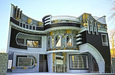 modern house front design ideas exterior wall decoration trends 2019