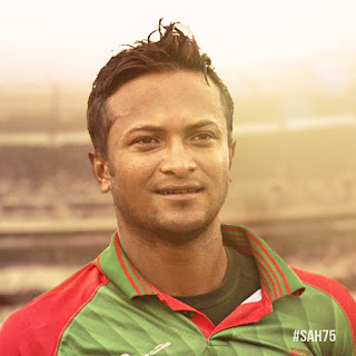Shakib Al Hasan Bangladeshi Cricket Player Biography Photos