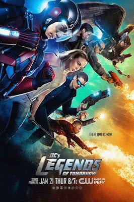Legends Of Tomorrow (TV Series) S03 Custom HD Latino