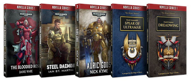 Novella Series 1 Black Library