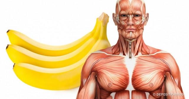 هذا ما سيحدث لجسمك اذا تناولت اثين من الموز يومياً