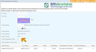 BPJS Kesehatan Online