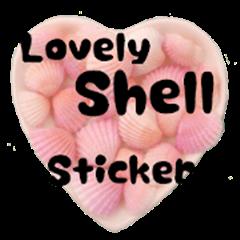 Lovely Shell Sticker