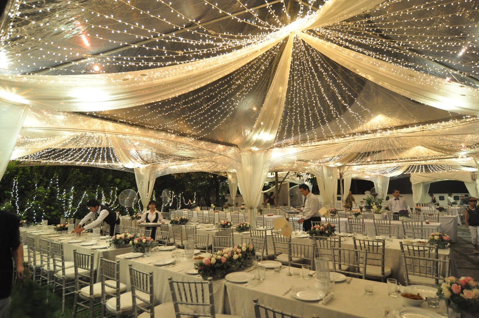 Khareyan Events: Transparent Tents
