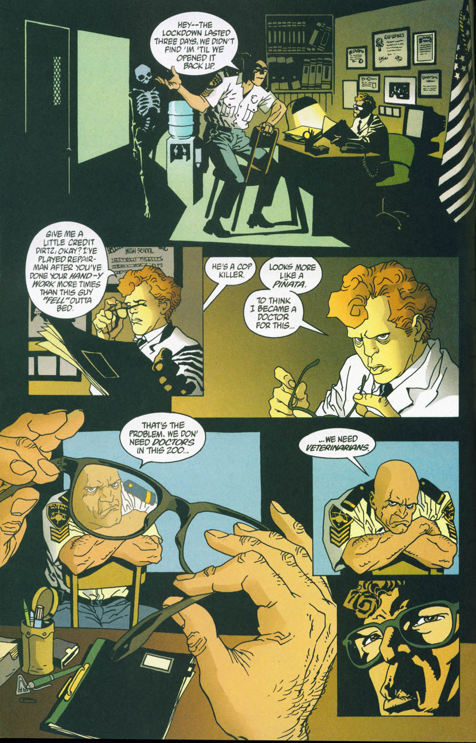 Read online 100 Bullets comic -  Issue #45 - 4