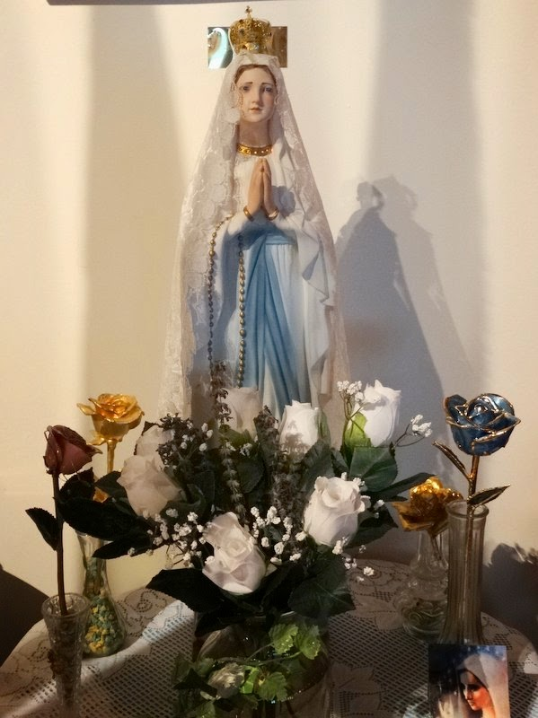 Gypsies At Heart Our Lady Of Knock Shrine