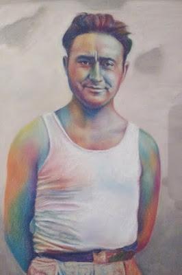Retrato de Arsenio García