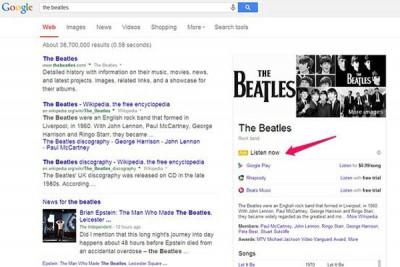 Google Tampilkan Fitur