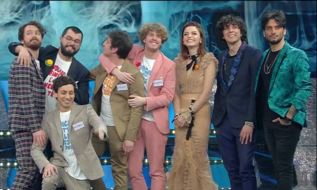 Sanremo 2018, la finale: il vincitore è Ermal Meta e Fabrizio Moro