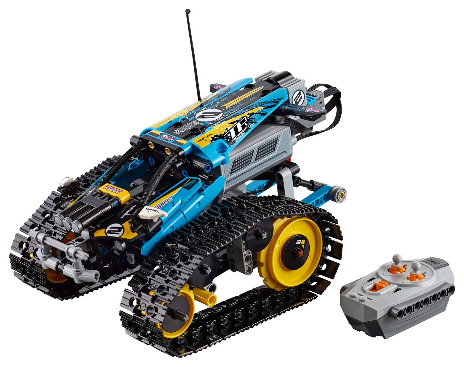 LEGO Technic Carro de Acrobacias Telecomandado