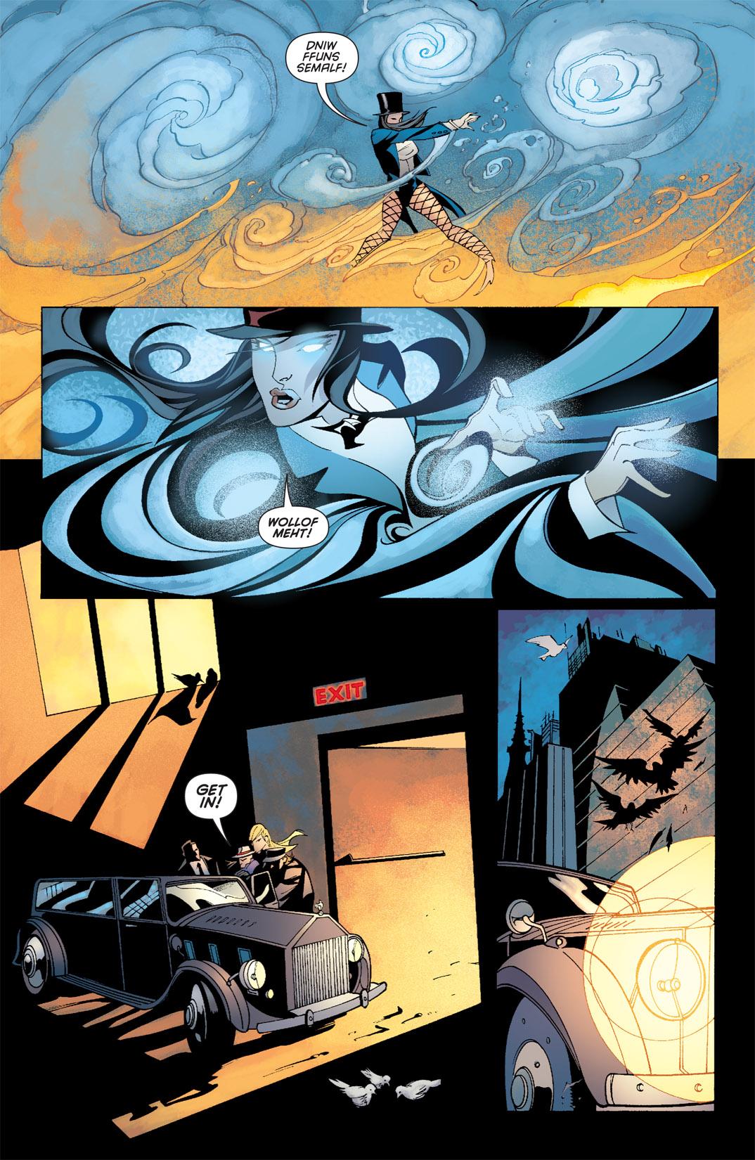 Detective Comics (1937) 843 Page 19