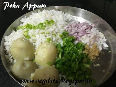 Poha Appam