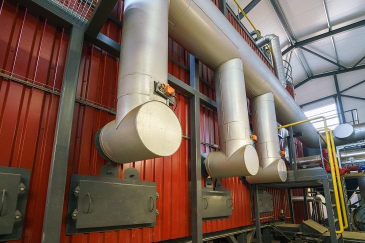 Biofuel Boiler