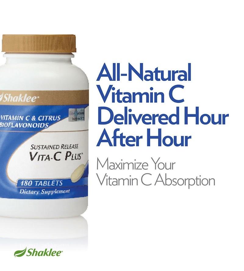 Vitamin C Shaklee Paling Jimat!
