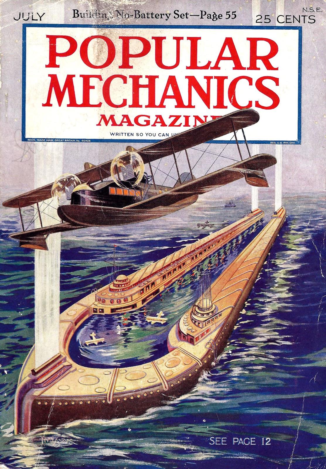 Popular Mechanics Magazine Reviews of the 1955 Luxury Cas