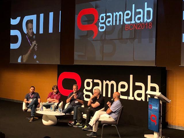 gamelab2018, gamelab, aevi, dev, devicat, indie,