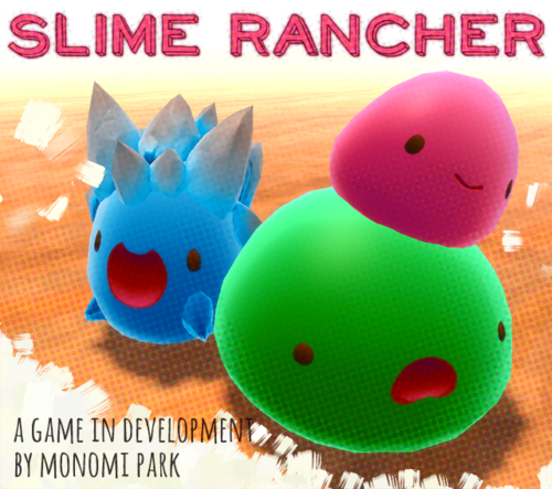 تحميل لعبة slime rancher للاندرويد