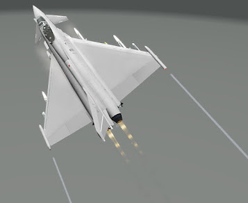 Arma3用のEurofighter Typhoon MOD