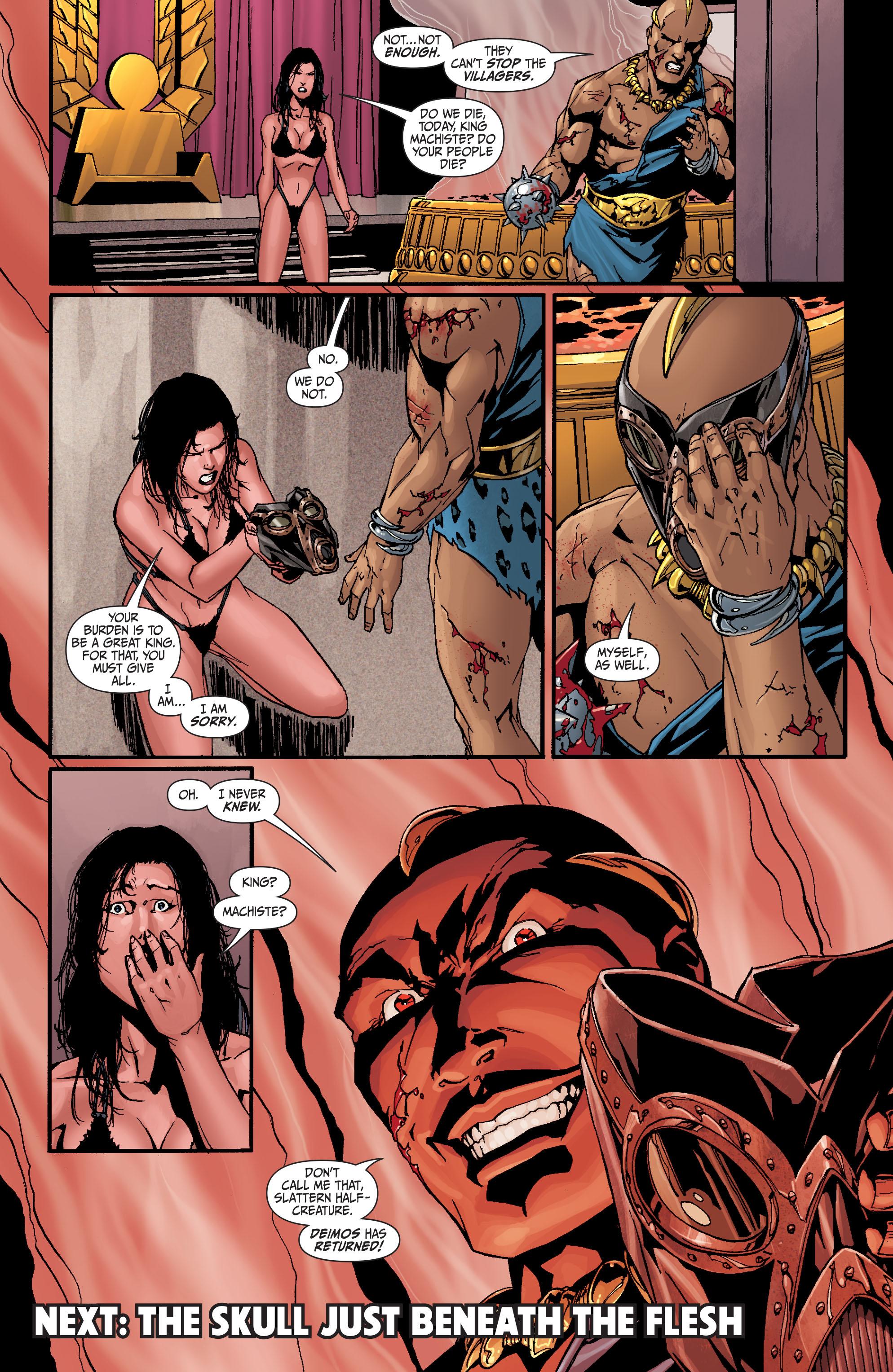 Read online Secret Six (2008) comic -  Issue #27 - 22