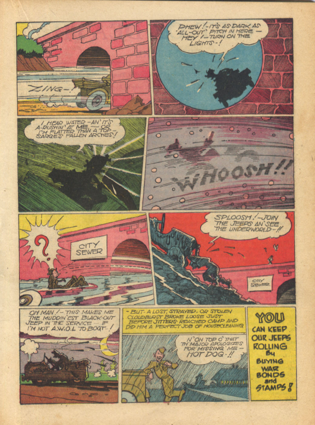 Read online Action Comics (1938) comic -  Issue #64 - 31