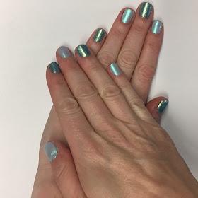 Nails Inc., Nails Inc. Self-Made Mermaid Nail Polish Duo, Nails Inc. Ocean Ever After, Nails Inc. Mermaid Parade, nails, nail polish, nail lacquer, nail varnish, manicure, #ManiMonday, nail art