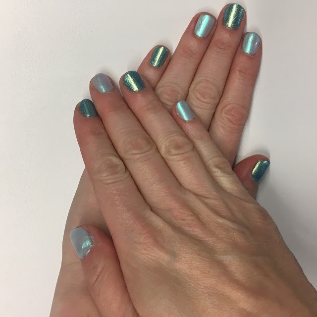 Nails Inc., Nails Inc. Self-Made Mermaid Nail Polish Duo, Nails Inc. Ocean Ever After, Nails Inc. Mermaid Parade, nails, nail polish, nail lacquer, nail varnish, manicure, #ManiMonday, nail art