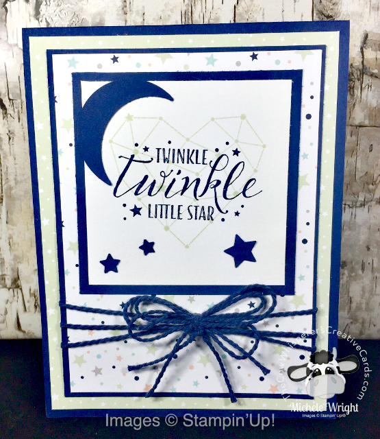 Card, Little Twinkle, Twinkle Builder Punch, Baby,