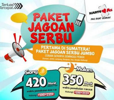 Paket Jagoan Serbu