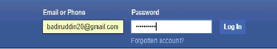 facebook deleted messages recovery karne ke liye login kare