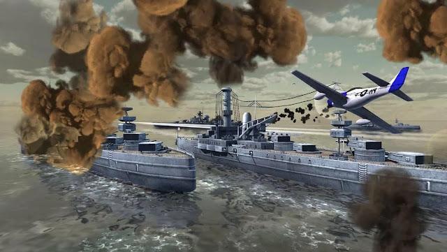 world warships combat hile apk indir