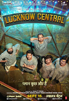 Lucknow Central 2017 Hindi WEB-DL 480p 400Mb ESub x264