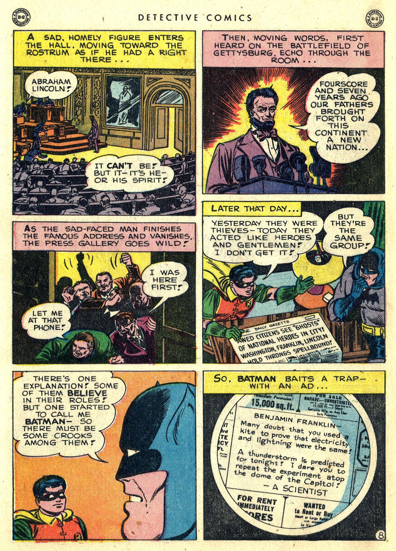 Read online Detective Comics (1937) comic -  Issue #119 - 10