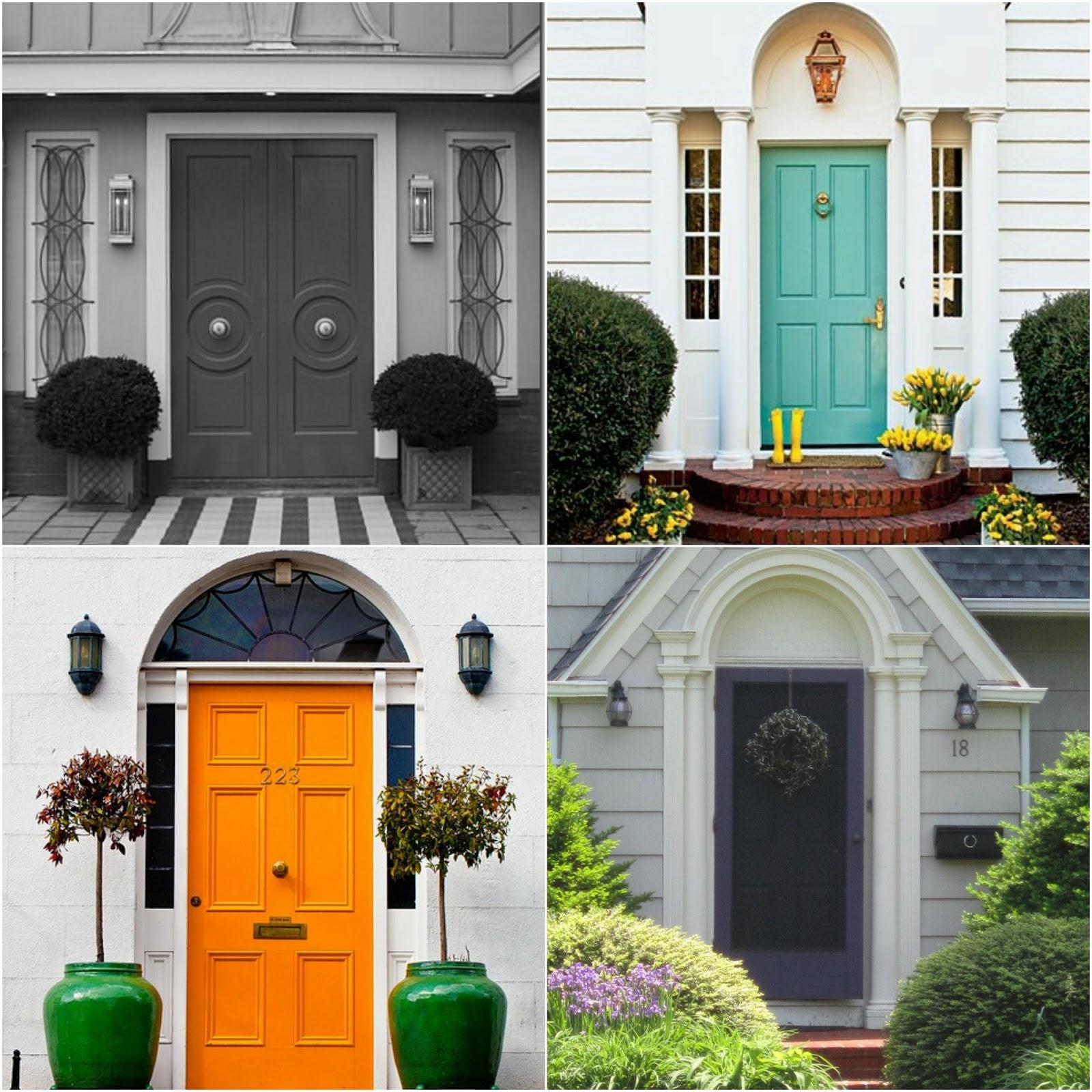 Doors Design: Design Megillah: Front Doors