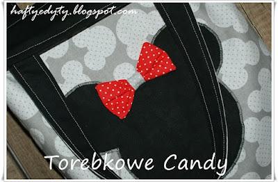 Torebkowe Candy - Hafty Edyty