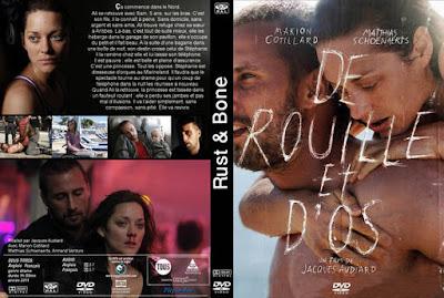 Ржавчина и кость / De rouille et d'os / Rust and Bone. 2012.