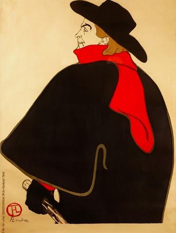 Do time la linea della belle epoque toulouse lautrec a for Lautrec torino